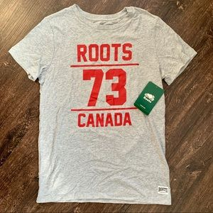 NWT Roots 73 Colourful T-Shirt